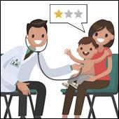 E-réputation des professionnels de santé : la tendance des avis patients s'est confirmée en 2016